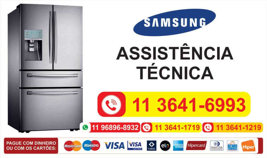 Refrigerador Side by Side Samsung